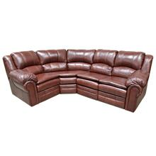 Riviera Sectional With Curve
