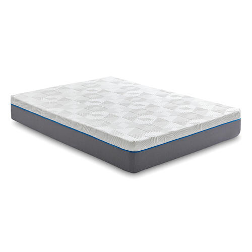 "Renue 10"" Medium Firm Memory Foam Mattress in Box, Queen"