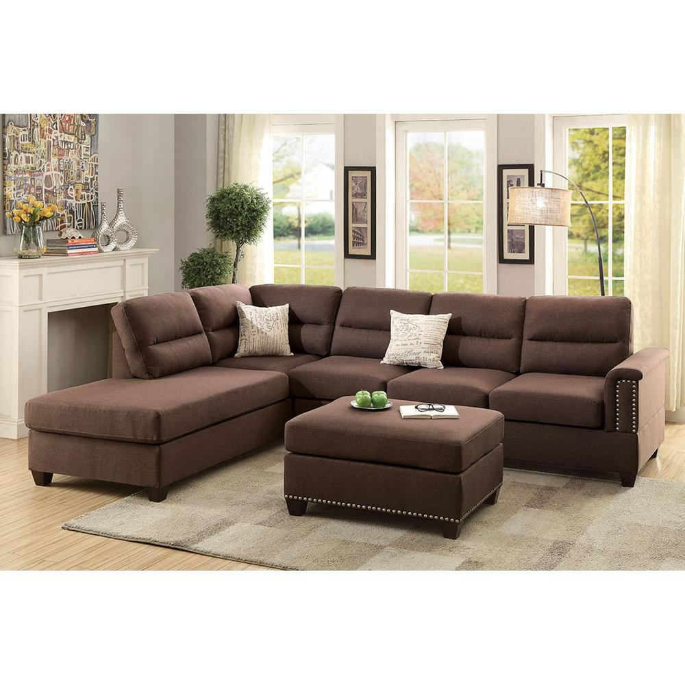 See Details - 3-pcs Sectional
