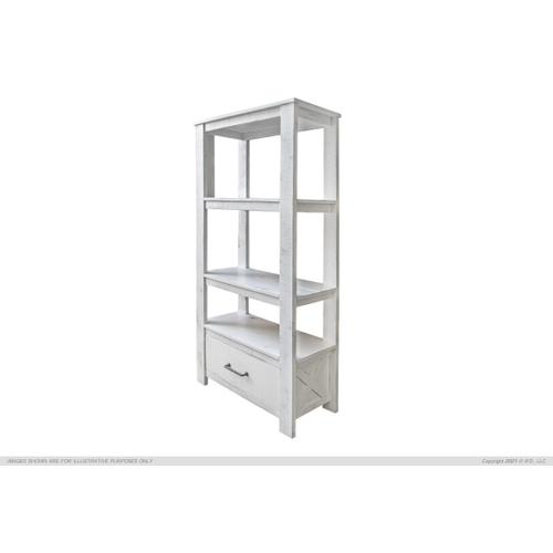 See Details - 1 Drawer, Bookcase