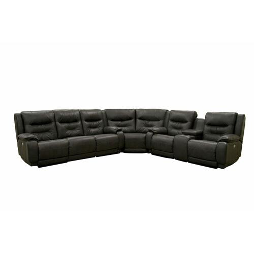 Power Headrest Sofa