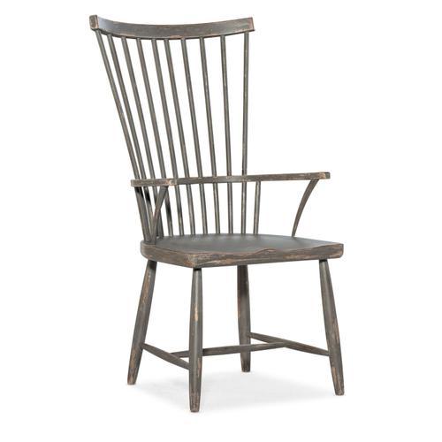 Dining Room Alfresco Marzano Windsor Arm Chair - 2 per carton/price ea