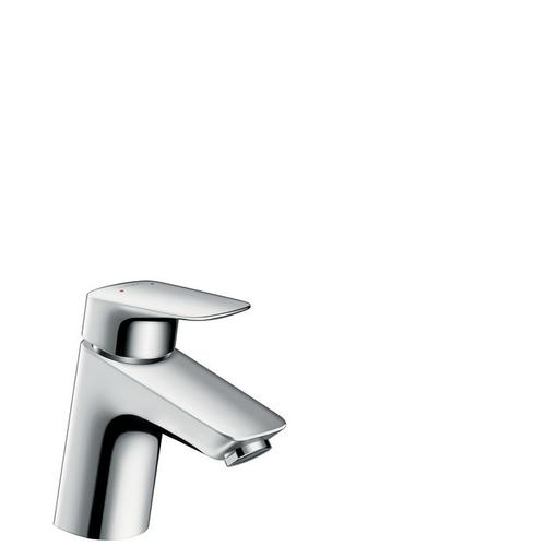 Chrome Single-Hole Faucet 70, 1.0 GPM