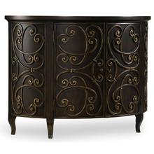Living Room Demilune Chest