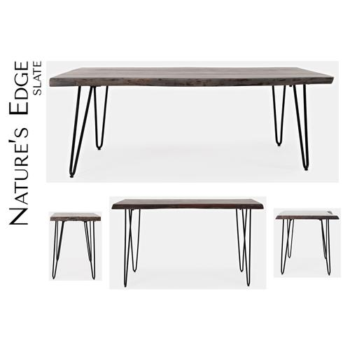 Jofran - Nature's Edge Coffee Table-brushed Grey