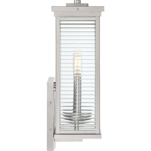 Quoizel - Gardner Outdoor Lantern in Stainless Steel