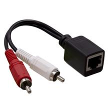 See Details - Stereo RCA Over CAT5 Extender