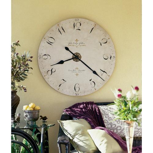 Howard Miller Enrico Fulvi Wall Clock 620369