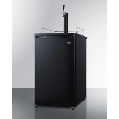 Full-sized Kegerator