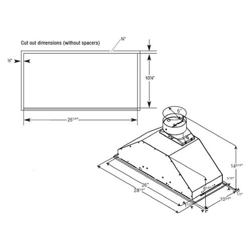Optional Recirculating Kit 2 Carbon Filter