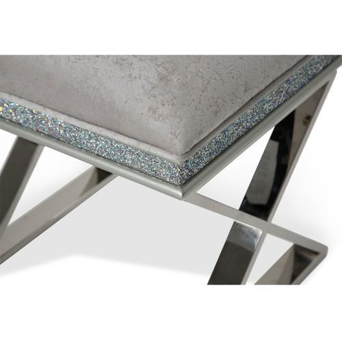 Vanity Desk Bench