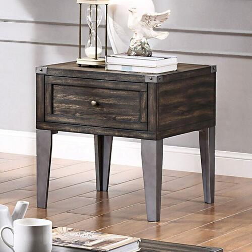 Gallery - Piedmont End Table