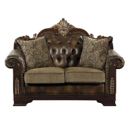 Homelegance - Love Seat