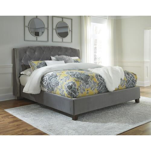 3 Piece Uph Bed (King)