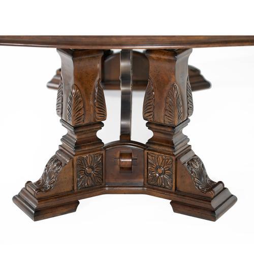 Amini - Rectangular Dining Table (3 Pc)