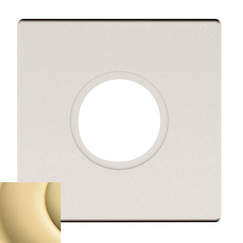Baldwin - Non-Lacquered Brass R017 Estate Rose