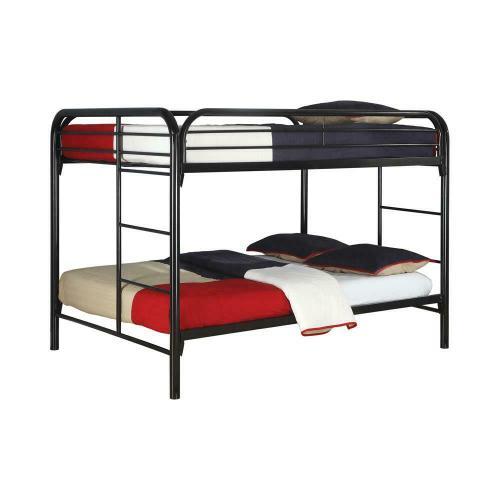 Fordham Black Full-over-full Bunk Bed