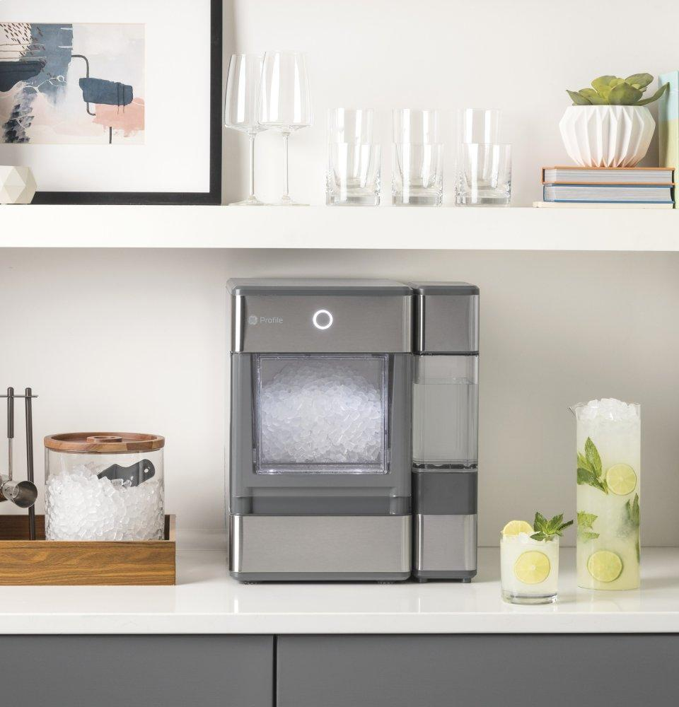 OPAL01GEPKT GE Profile GE Profile™ Opal Nugget Ice Maker STAINLESS STEEL -  Manuel Joseph Appliance Center