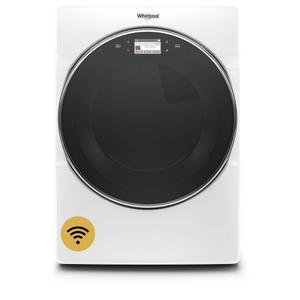 7.4 cu. ft. Smart Front Load Electric Dryer Product Image