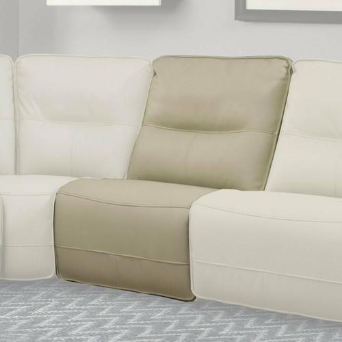 Parker House - SPARTACUS - OYSTER Manual Armless Recliner
