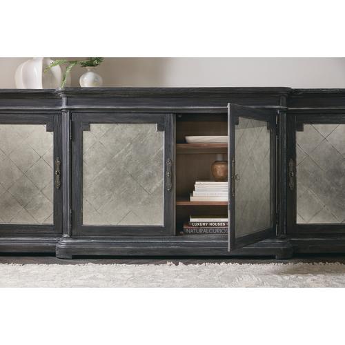 Hooker Furniture - Woodlands Four-Door Credenza