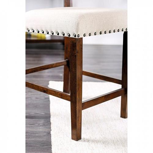 Furniture of America - Glenbrook Counter Ht. Table