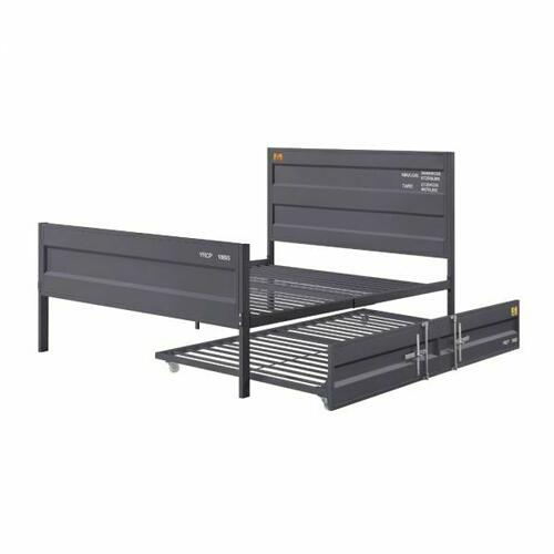 ACME Cargo Full Bed - 35915F - Gunmetal