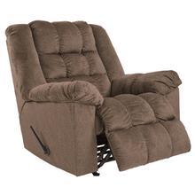 See Details - Manual Rocker Recliner with Heat and Massage