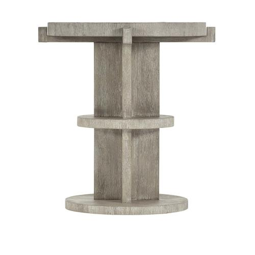Foundations Accent Table in Light Shale (306)
