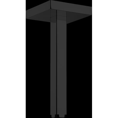 AXOR - Polished Black Chrome Extension Pipe for Ceiling Mount