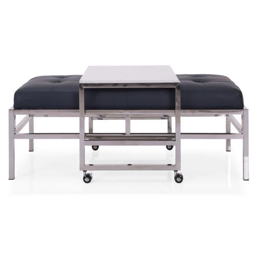 Decor-rest - 6342 Ottoman/Bench
