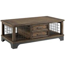 View Product - Whiskey River Coffee Table