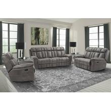 See Details - GOLIATH - ARIZONA GREY Manual Reclining Collection
