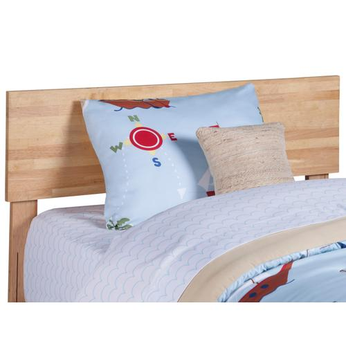 Orlando Headboard Twin Natural