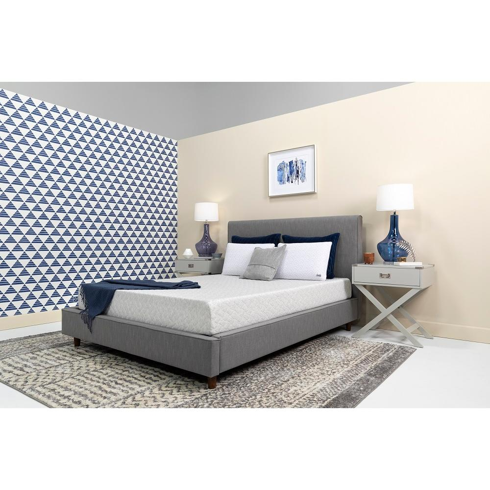 """See Details - Conform - Essentials Collection - 8"""" Memory Foam - Mattress In A Box - Queen"""