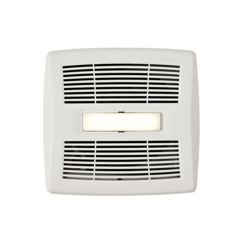 Broan® Roomside Series 110 CFM 1.0 Sones Ventilation Fan Light Energy Star®