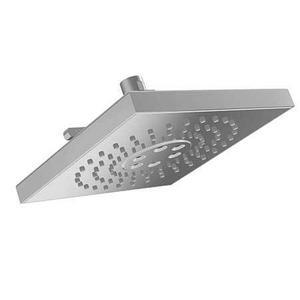 Midnight Chrome Luxnetic Multifunction Showerhead
