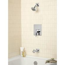 Times Square Water-Saving Bath/Shower Trim with Pressure Balance Cartridge  American Standard - Polished Chrome