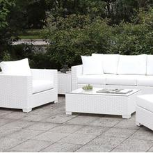 See Details - Somani Sofa + 2 Chairs + 2 End Tables + Coffee Table + Ottoman