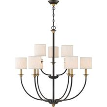 See Details - Audley Chandelier in Old Bronze