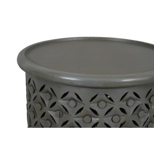 Decker Small Drum Table