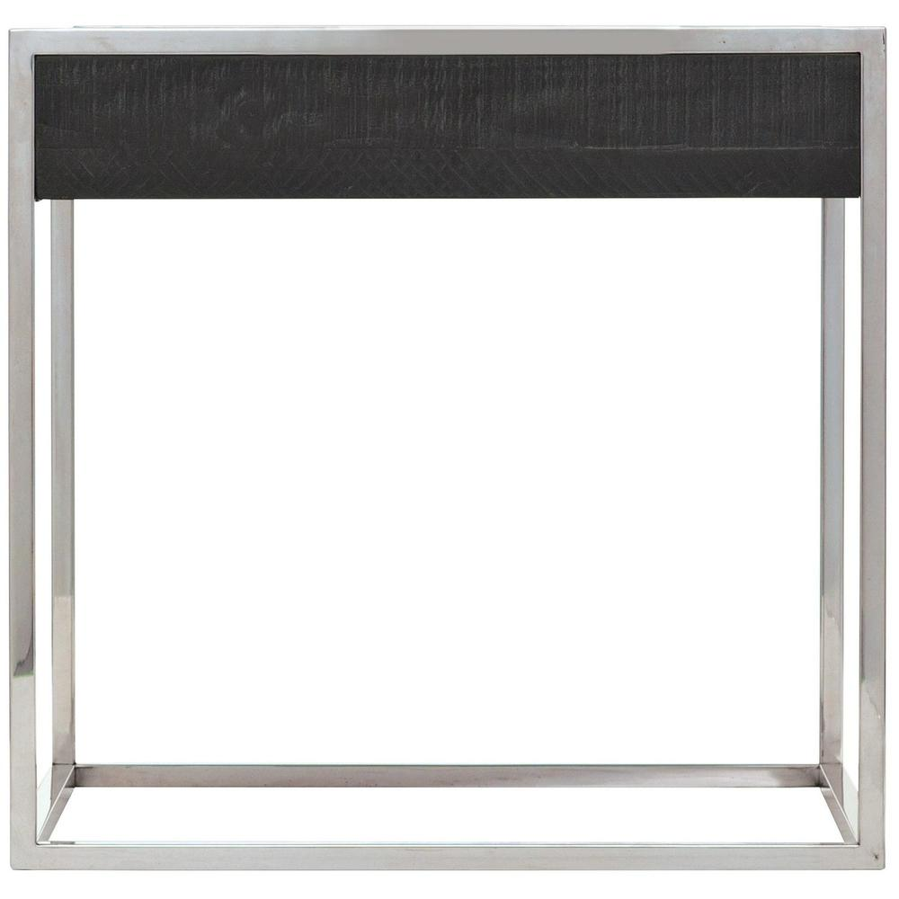 Beacon End Table in Cinder, Gray Mist