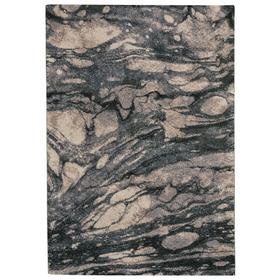 """Mineral-Marble Blue Slate - Rectangle - 3'11"""" x 5'6"""""""