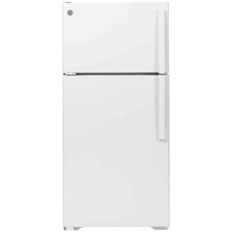 ENERGY STAR® 15.6 Cu. Ft. Top-Freezer Refrigerator
