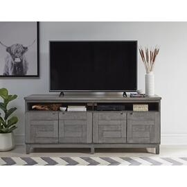 72 Inch Console - Cloud Finish