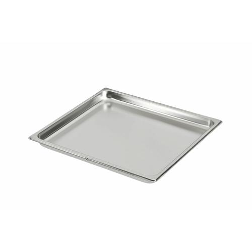 Unperforated Steam Oven Baking Tray (full size) CS2LH, HEZ36D452 00741839