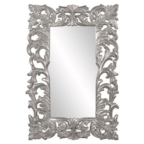 Howard Elliott - Augustus Mirror - Glossy Nickel