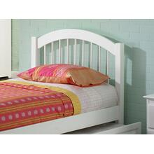 Windsor Headboard Full White
