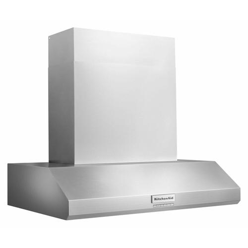 """Gallery - 36"""" 585 or 1170 CFM Motor Class Commercial-Style Wall-Mount Canopy Range Hood - Stainless Steel"""