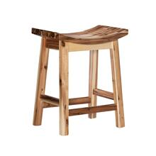 Archer Saddle Counter Stool